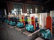 Centrifugal Horizontal Heavy Duty Slurry Pumps